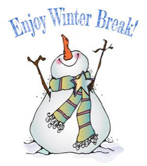 Winter Break - Cherry Creek Schools